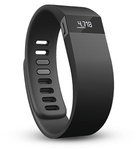 Fitbit - have heard friends say it's helped them loose weight/become healthier