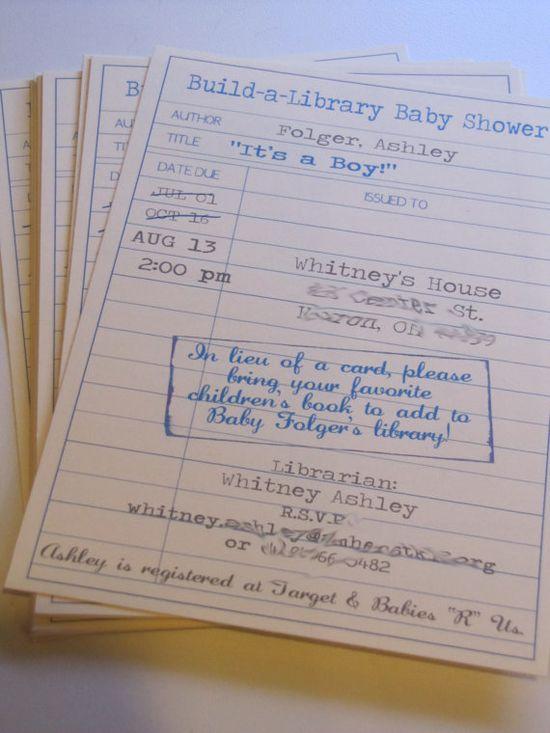 Baby shower theme