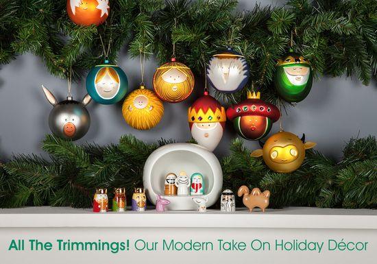 Fab.com Christmas Decorations