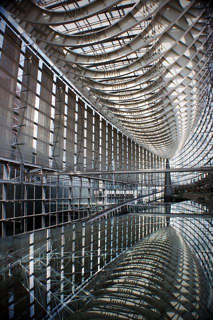 Tokyo International Forum, Japan