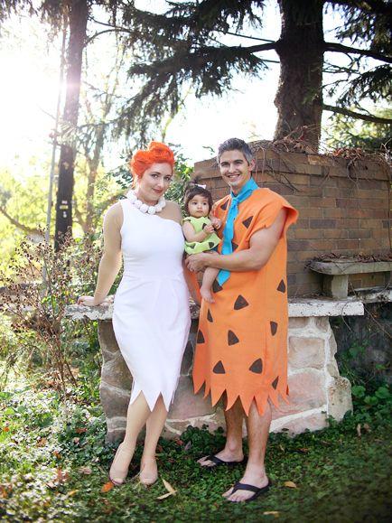 DIY Flintstones Costumes!