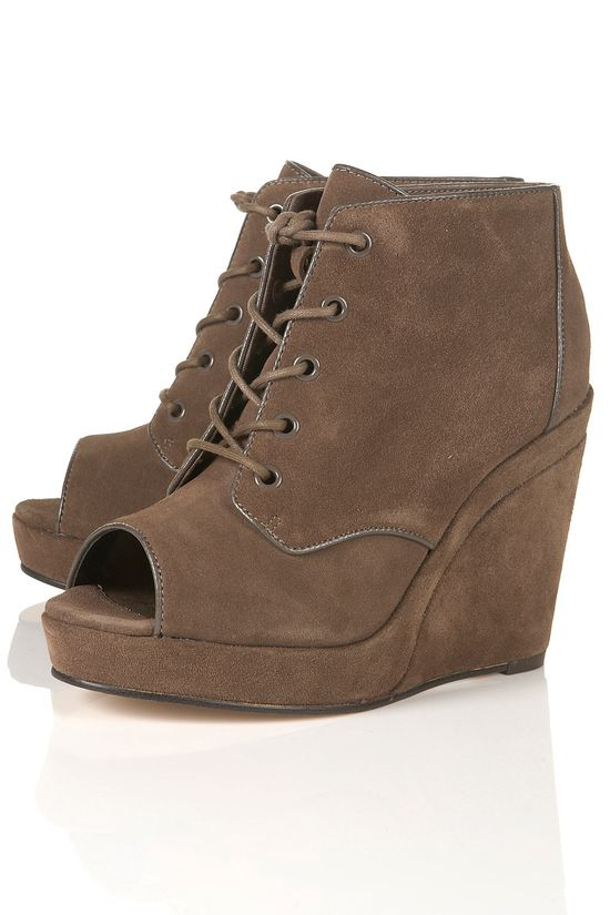 #Topshop gray shoes #wedge #fashion #beautiful #makeup #hair #diy #prom #ideas #party #wedding #quote #shoes #heels