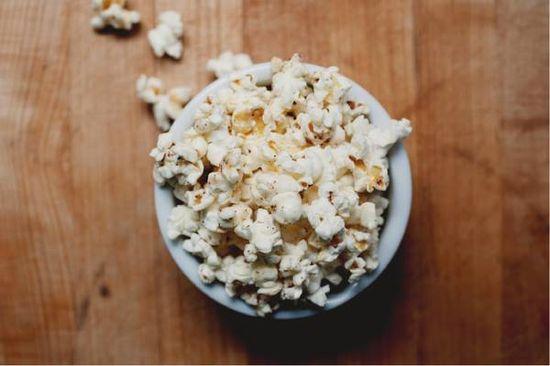 valentine's day date idea: movie night + recipes to make