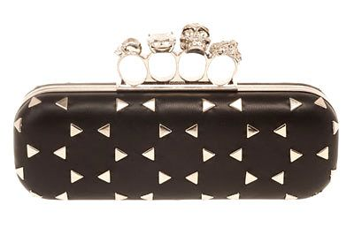 Alexander McQueen Fall 2012 Knuckle Clutches