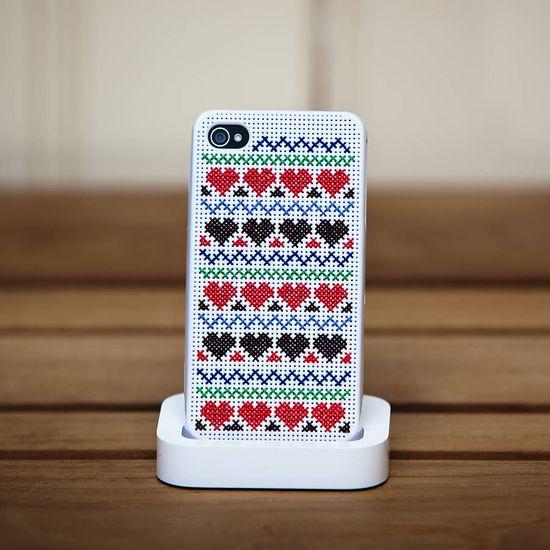 IPhone Cover Cross Stitch