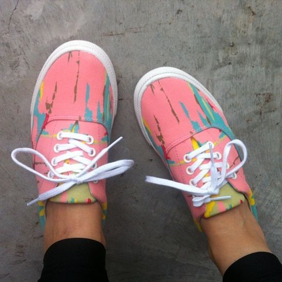 I love my shoes #Bucketfeet #Lollasouvenir