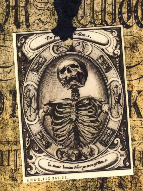 Gothic Vintage Halloween