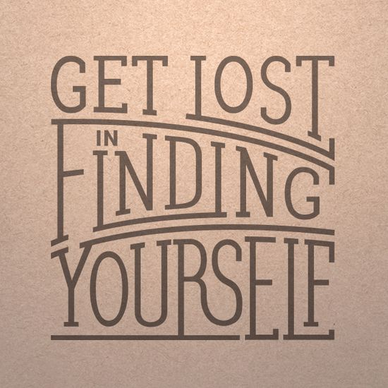 #inspiration #quotes #getlost #findyourself