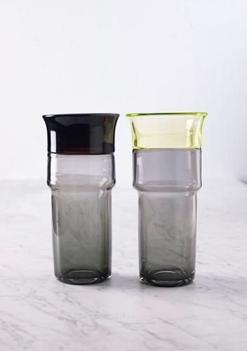 Vert Design Industrial Design: Glass range