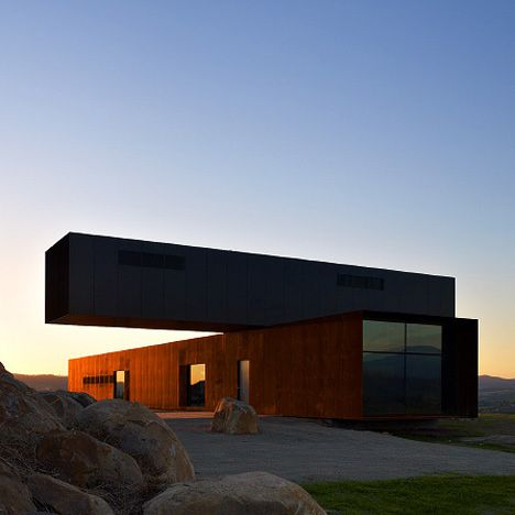 View Hill House by Denton Corker Marshall #architecture
