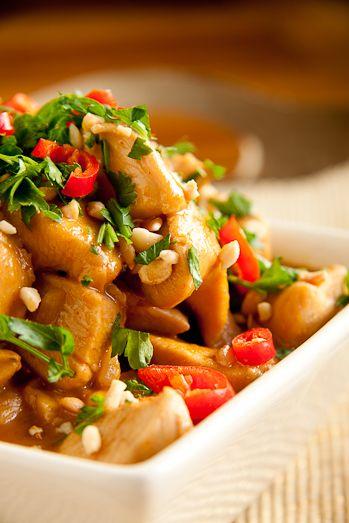 Peanut Chicken Curry.....