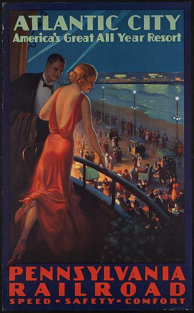 Atlantic City. America's great all year resort by Boston Public Library, via Flickr