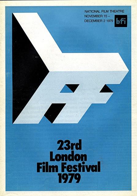 London film festival poster 1979