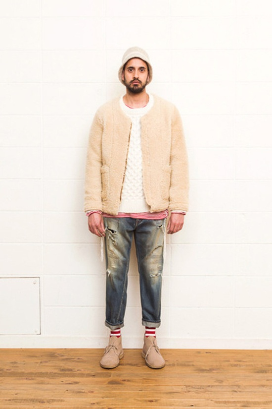 UNUSED FALL/WINTER 2013 COLLECTION