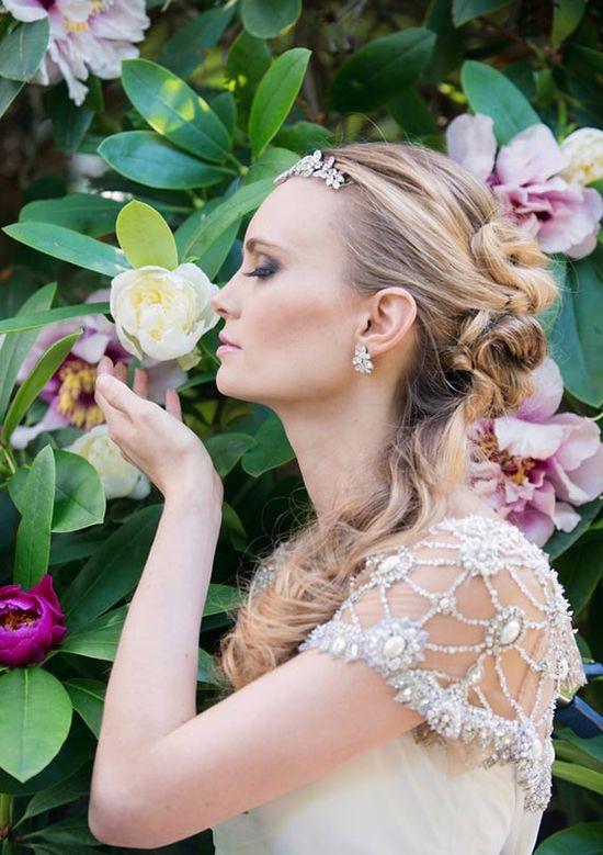 Grecian wedding dress inspiration