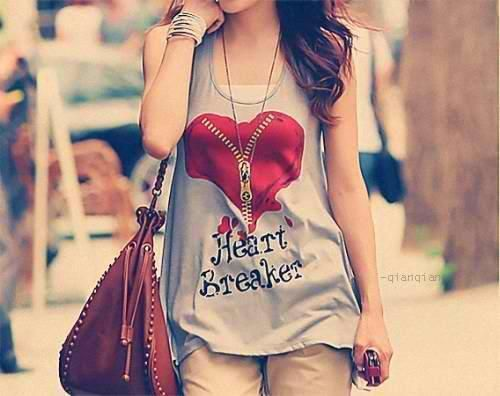 Like this one (: #clothes #summer #heart