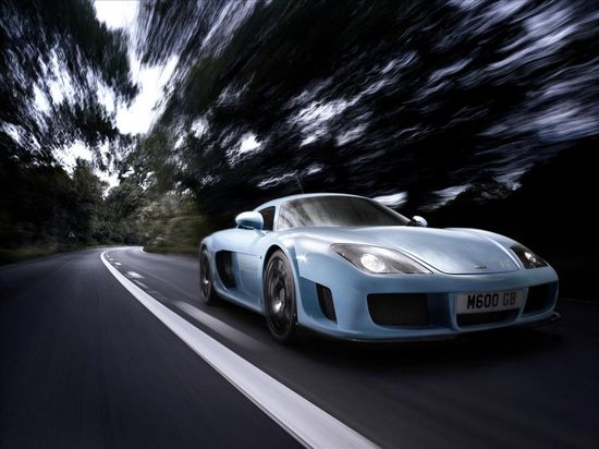 One of the Coolest cars out there! -Noble M600!