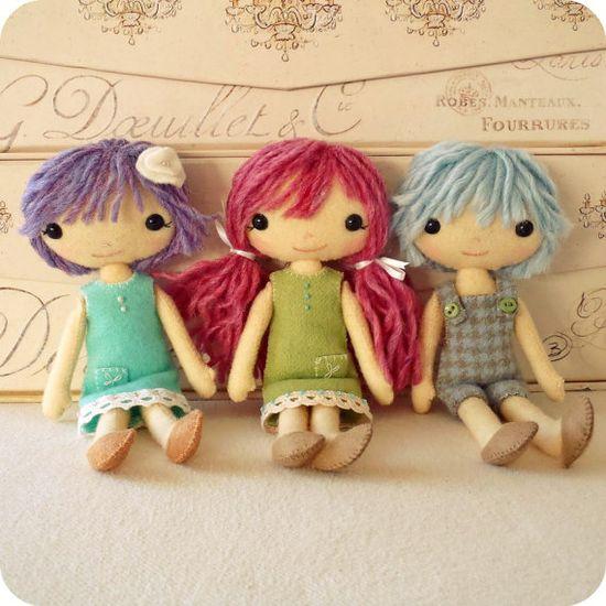 Pocket Pixies ~ dolls