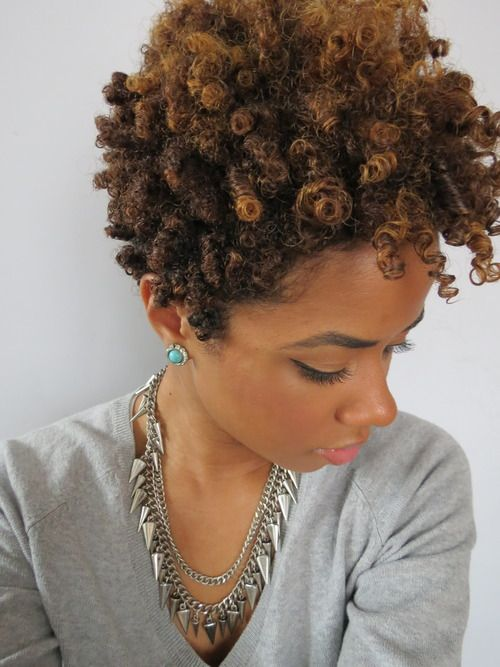 coils defined! #naturalhair