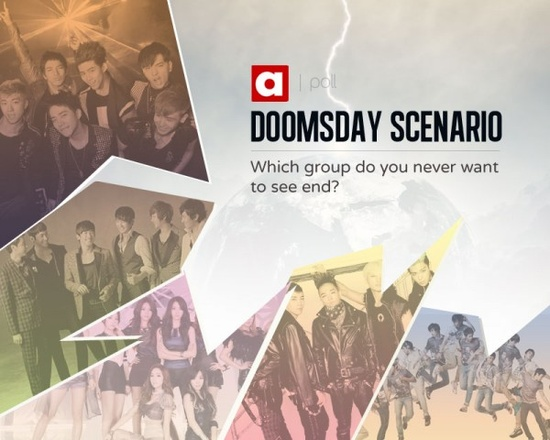 Doomsday Scenario: Which group do you never want to see end?