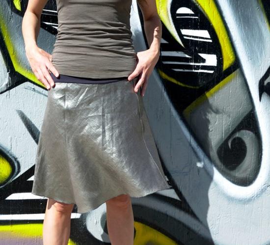 handmade skirt by Rocks and Salt.