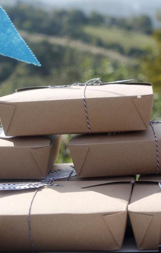 cajas picnic