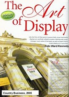 My Article for Smart Retailer Magazine: The Art of Retail Display. www.smart-retaile...
