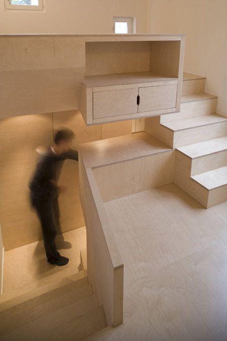 plywood I interior