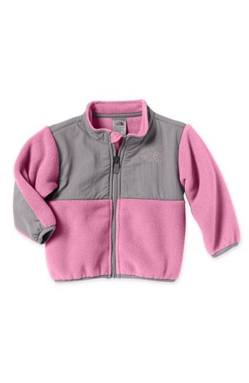 baby girl north face