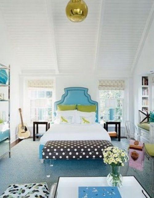 crisp Colors for a #tween or #teen room