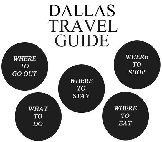 Dalls-Travel-Guide
