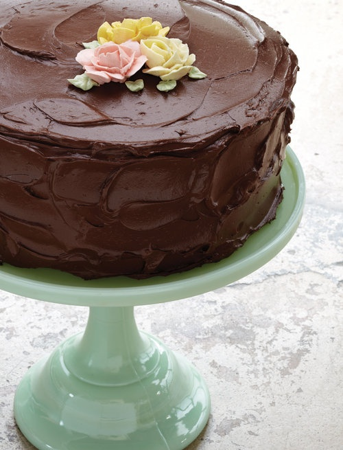 Chocolate Heaven Cake from Back in the Day Bakery