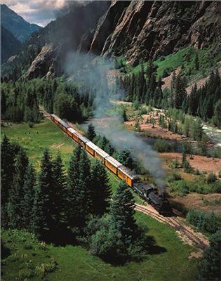 Durango-Silverton-Narrow Gauge Railroad