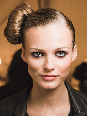 Bun hairstyles video tutorials