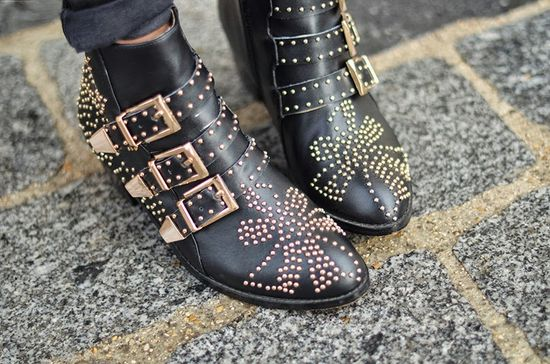 #fashion #shoes Black And Yellow