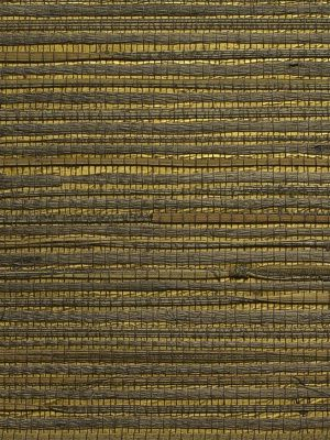 Winfield Thybony Grasscloth-WOS3448 $91.99 per yard #interiors #decor #holidaydecor #gold