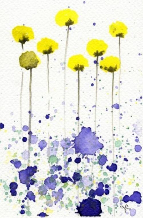 love yellow & blue