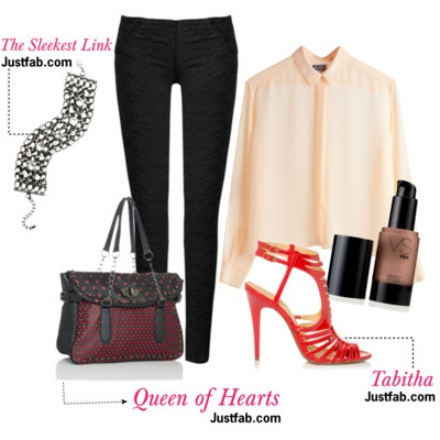 Queen Of Hearts Iron Fist #handbag