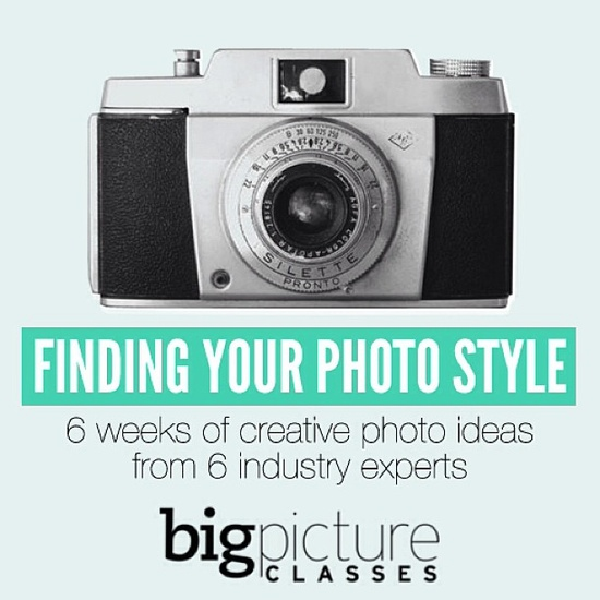 simple as that: Finding Your Photo Style Giveaway