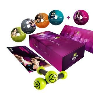 Zumba Fitness Exhilarate Body Shaping System