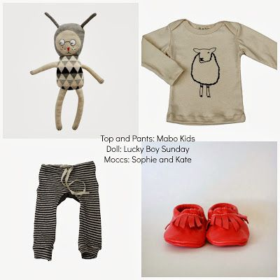Children's Style Guide - Baby Boy Style