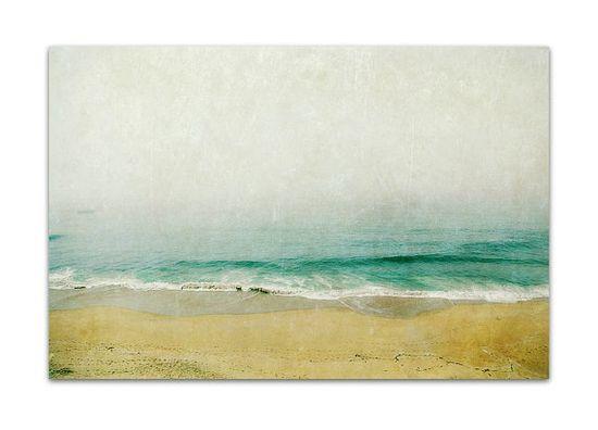 beach photography beach art ocean contemporary by SeptemberWren, $98.00