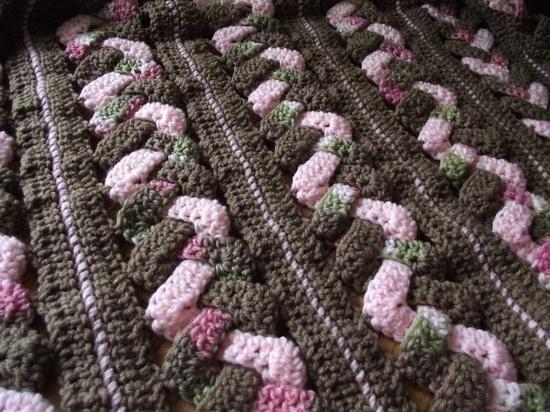 Amazing Baby Blanket ~CROCHET PATTERN via Etsy.