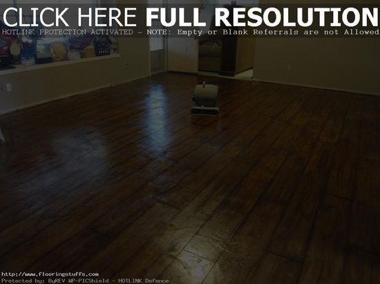 wood paint concrete #floor decorating before and after #floor design