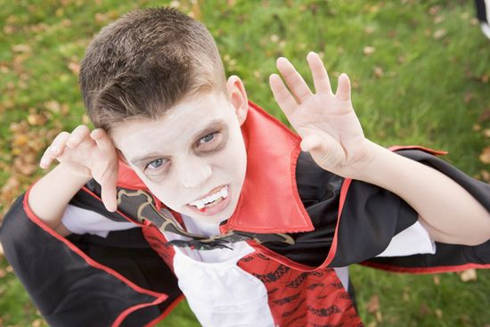 Vampire Inspired Halloween Party Ideas