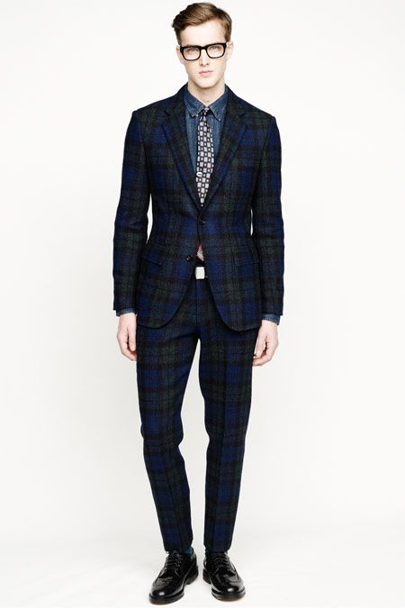 J.Crew Fall 2013 Ready-to-Wear Collection