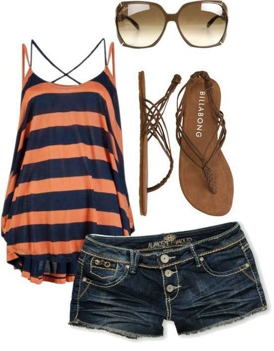summer clothing :)