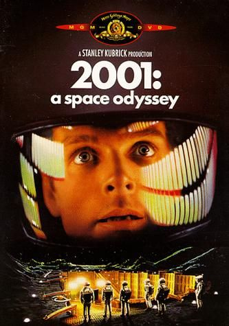 2001: A Space Odyssey - directed by Stanley Kubrick.
