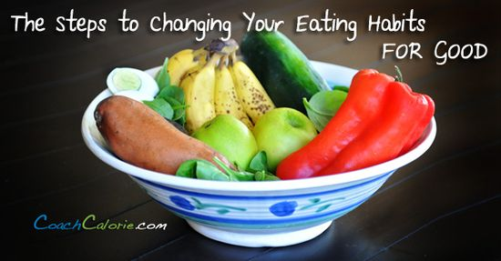 The Steps to Developing Healthy Eating Habits – Getting Started