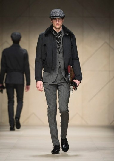 #Burberry Prorsum #Men's #Runway Winter 2012 #fashion #image